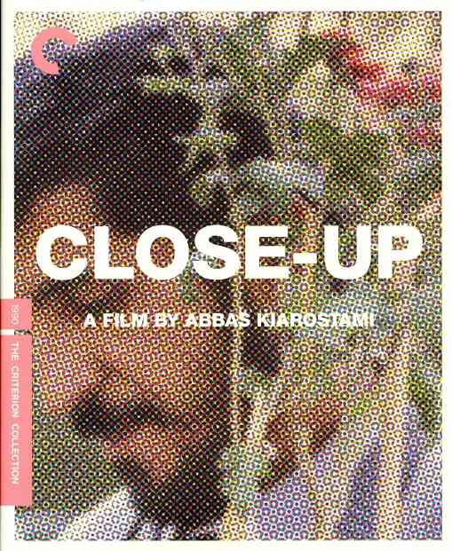 CLOSE UP BY KIAROSTAMI,ABBAS (Blu-Ray)