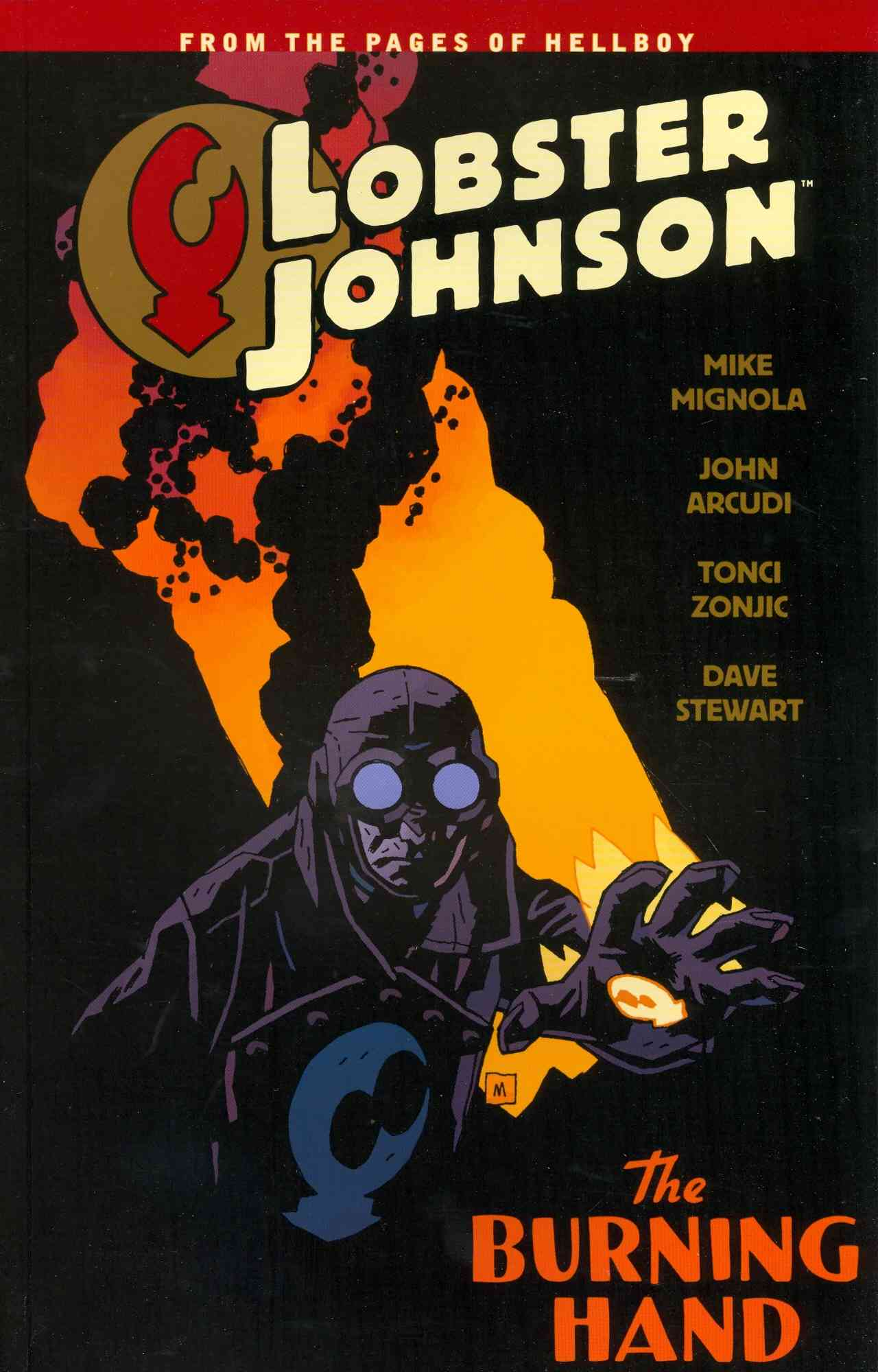 Lobster Johnson 2 By Arcudi, John/ Zonjic, Tonci (CON)/ Mignola, Mike